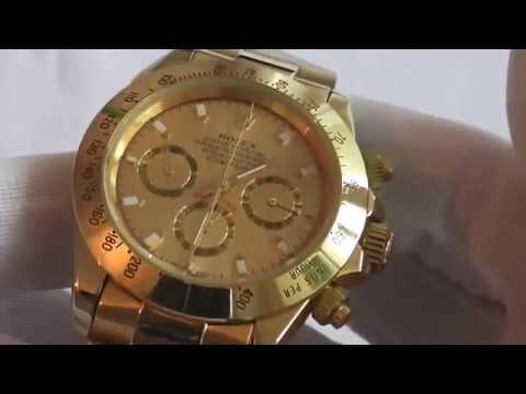 Мужские элитные наручные часы Rolex