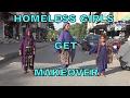 Homeless Girls Get Extreme Makeover