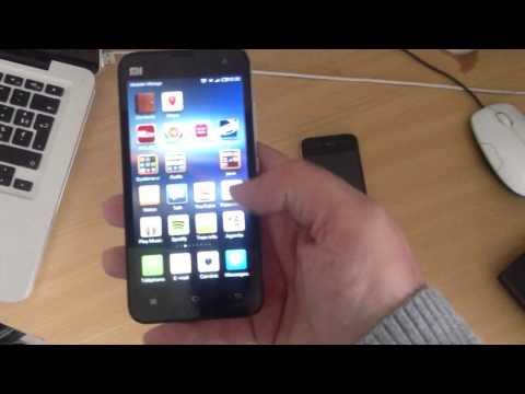 Xiaomi Mi-2s : prise en main