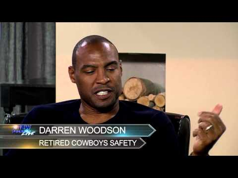 Darren Woodson, Retired Cowboys Safety