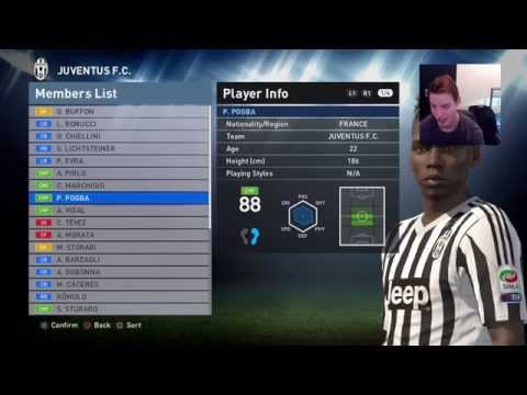 PES 2016 UPDATE DELAYED!! I WILL DO IT MYSELF!! SUMMER TRANSFERS!