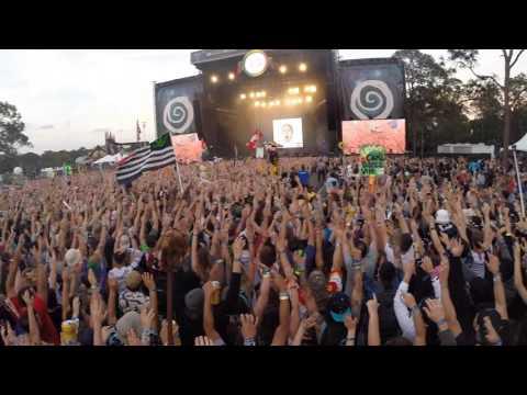Mac Miller live full set @ Okeechobee Music Festival in Okeechobee, Florida on March 6, 2016