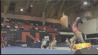 CI Living U of I Women's Gymnastics Meet