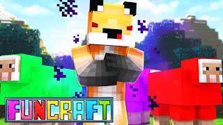 One of SeaPeeKay's most viewed videos: NEW MODS & TURNING EVIL - Minecraft Funcraft Ep 02