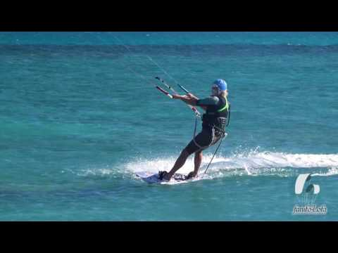 The ultimate kite surfing destination here in Tonga