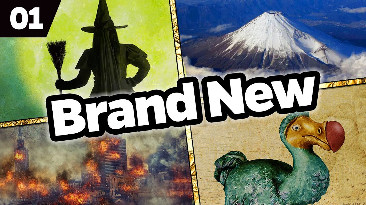 4 Brand New Mandela Effects