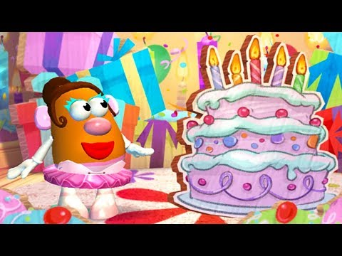 Mr. Potato Head Game - Create & Play - Fun Toy Story's Game For Kids