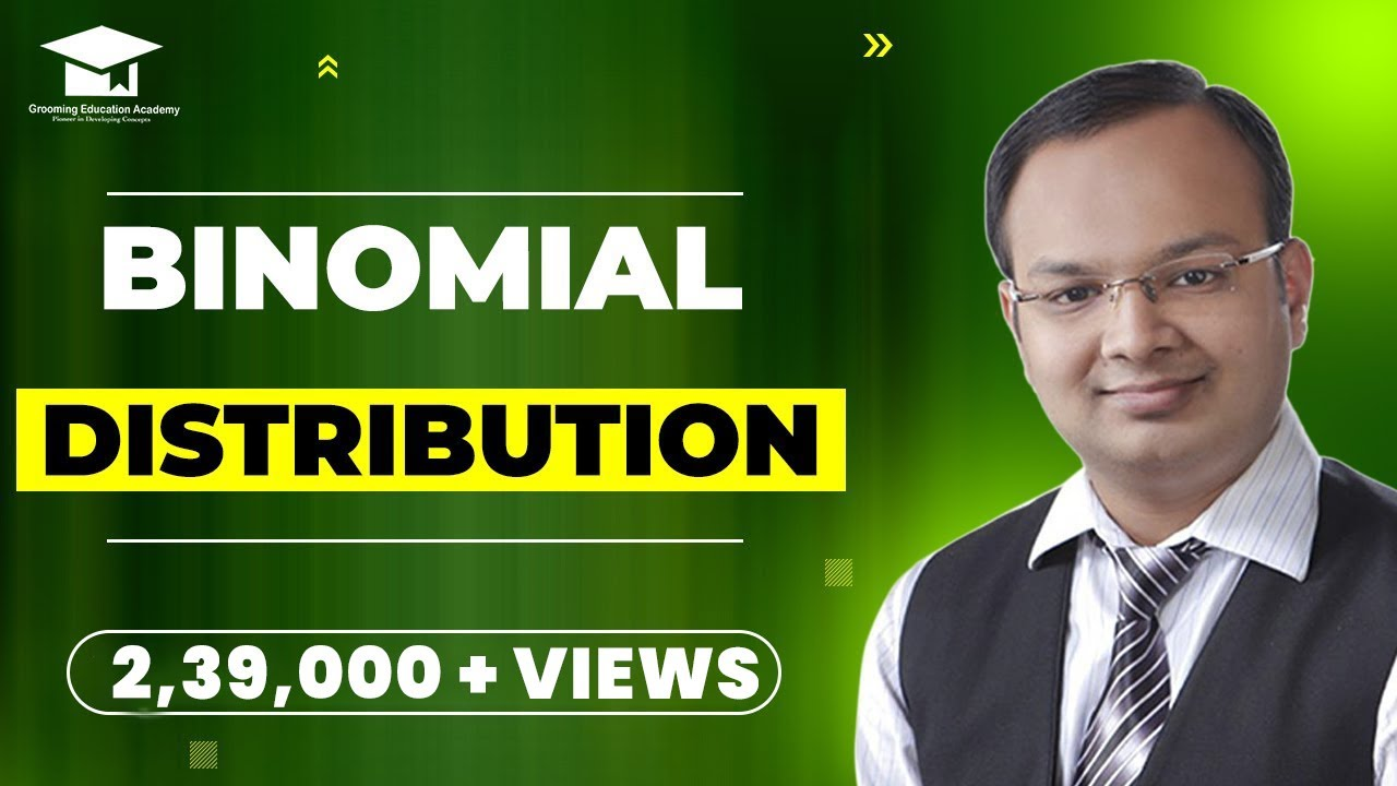 Statistics | #1 | theoretical distributions | binomial distribution | ca | cs | cma | bcom | bba