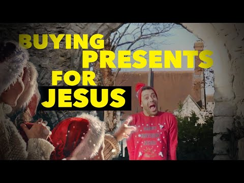 Buying Presents for Jesus | Christmas Special