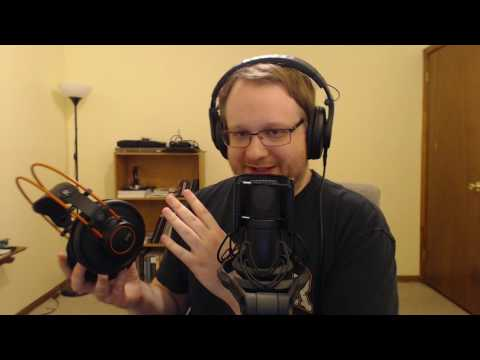 AKG K712 PRO Review - Superb Flavorful AKG Sound