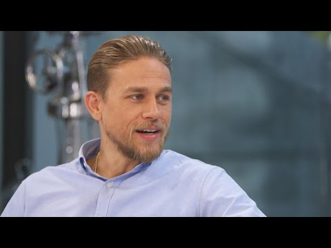 EXCLUSIVE: Charlie Hunnam Reveals He Stole a Ton of Stuff From 'Sons of Anarchy' Set