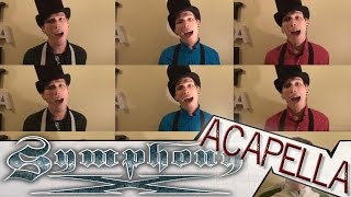 Symphony X - aCapella Set The World On Fire - A Cover Tribute By Dan-Elias Brevig.
