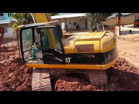 Видео Curso de escavadeira