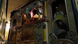 Het Labre orgel speelt : Robbie Williams Medley - 2019 draaiorgel Zwolle / Apeldoorn