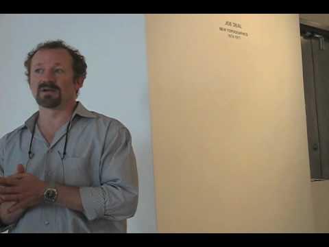 Summer Art Circle 2006: Robert Mann on Representing Artists