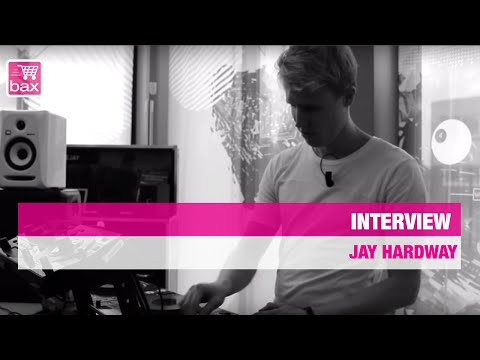 Interview Jay Hardway @ Bax-shop (with English subtitles)