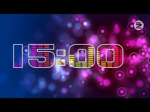 ⏳ 15 minutes [COUNTDOWN TIMER] - ⏱ Timer 15 minutes - Conto alla rovescia 15 minuti