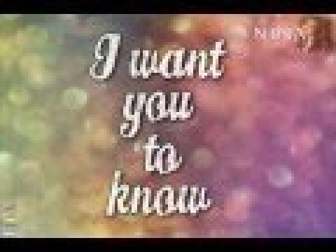 Hurting Inside.- Nina (lyric video)