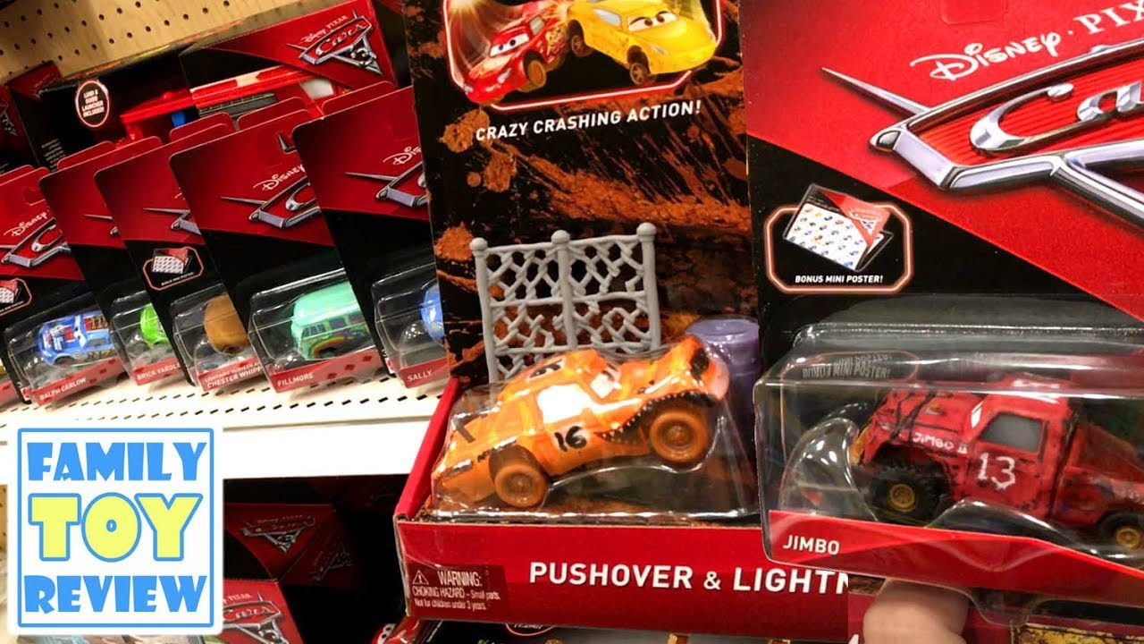 Cars 3 Diecast Pushover Fabulous Hudson Hornet Cars 3 Models Dxv70