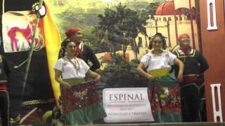 Compañía de Danza Coyolxauhqui en Espinal, Veracruz