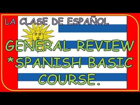 Curso de espanhol conversação aula 1 from YouTube · Duration:  3 minutes