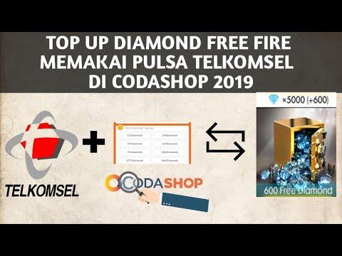 top up diamond free fire codashop