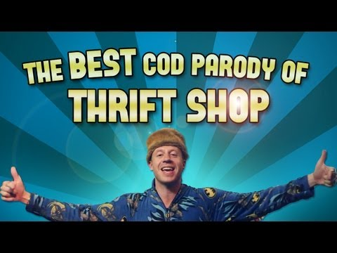 Thrift Shop (Black Ops 2 Parody)