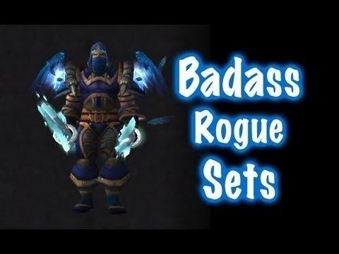 10 Badass Male Rogue Transmog Sets 1 World Of Warcraft