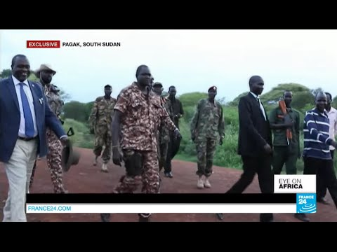 South Sudan peace talks: FRANCE24 gains access to rebels' meeting in Pagak