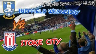 *Late Freekick Equalizer Completes Comeback* SWFC VS STOKE CITY HOME 2018/19 MATCHDAY VLOG!