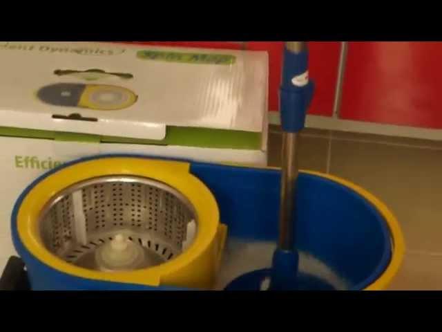 Швабра с отжимом Spin Mop (усовершенственная Spin and Go )