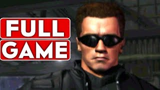 TERMINATOR 3 RISE OF THE MACHINES Gameplay Walkthrough Part 1 FULL GAME [1080p HD] - No Commentary