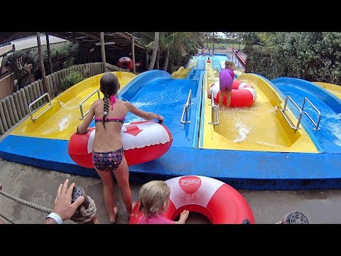uShaka Wet 'n Wild in South Africa (Kwaito Music Clip!)
