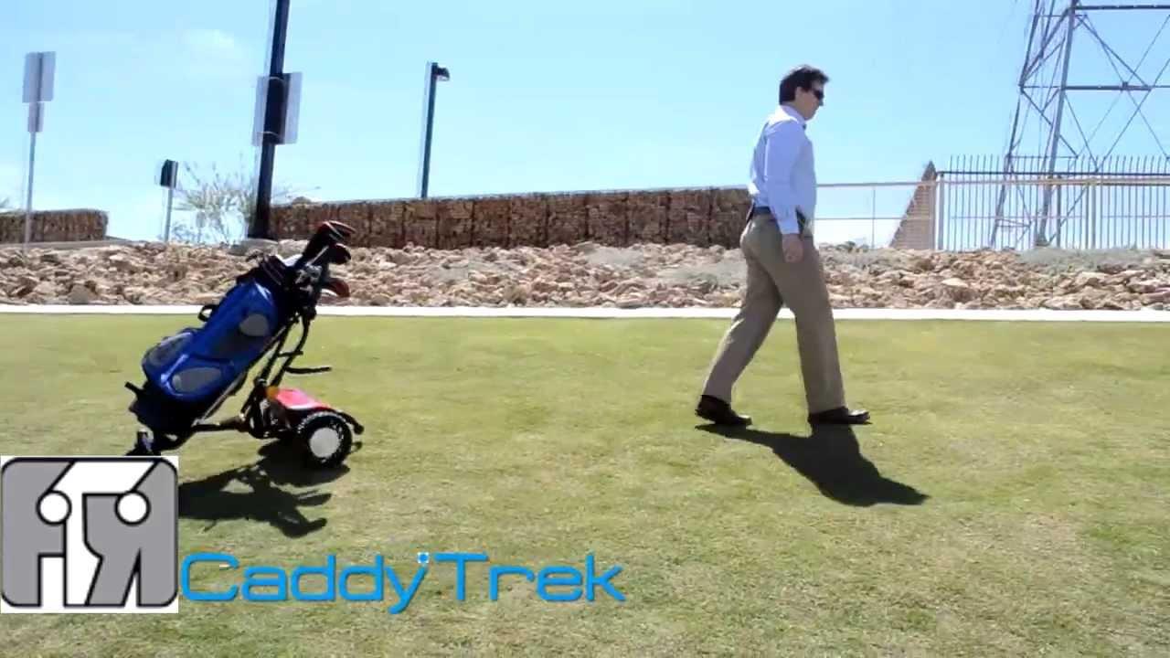 CaddyTrek R2 Remote Control Electric Golf Caddy for sale ...