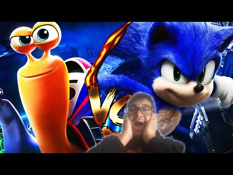 Reaccion SONIC VS. TURBO RAP 2020 | YKATO & DDRAIG (Prod. Hollywood Legends)