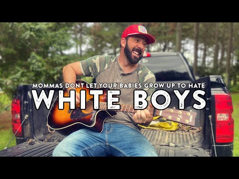 Momma's Don't Let Your Babies Grow up (To Hate White Boys!) ? | Buddy Brown