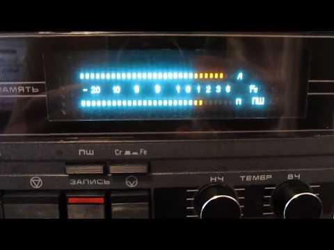 кассетная дека маяк м-240с-1