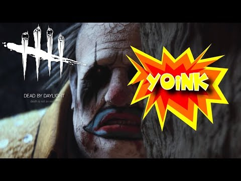 GET YOINKED ON | Dead By Daylight | The Clown Gameplay