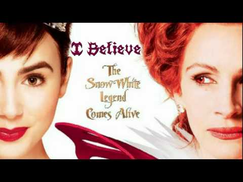 Mirror Mirror -  I Believe (In Love) - Lily Collins