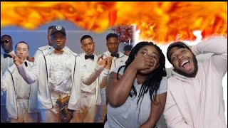 HE TOOK THE JACKET OFF 😱😂| BIG SHAQ - MAN DON'T DANCE (OFFICIAL MUSIC VIDEO) | REACTION!!!!