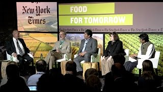 Panel Discussion: Global Overview: Feeding the World, Sustaining the Global Food Economy