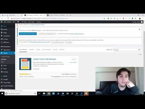 How To Install Google Ads Conversion Tracking On A Wordpress Website