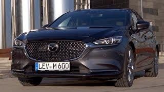 2018 Mazda 6 - Driving, Interior & Exterior (EU Spec)