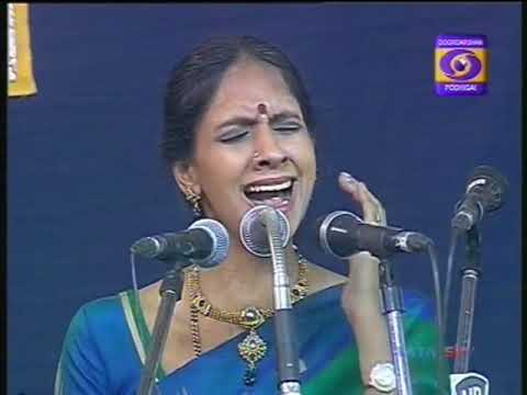 Ranjani Gayathri-171st Thyagaraja Aradhana-Podhigai TV 20 02 2018