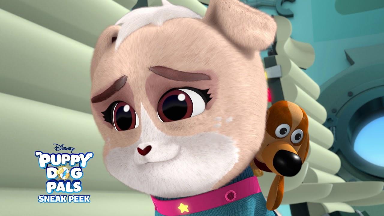 Blast Off 🐾 Puppy Dog Pals Disney Junior Youtube