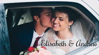 Свадьба Елизаветы  и Андрея | 04 августа 2016