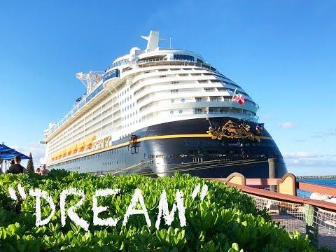 Disney Dream Cruise - Spring Break -  Nassau Bahamas and Castaway Cay
