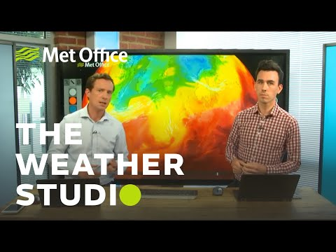 Warming up for the Bank Holiday? – The Weather Studio Live 20/08/19