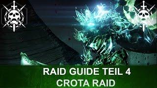 Destiny Crota Raid Guide Crota 390 / Crota Raid Teil 4 (Deutsch/German)