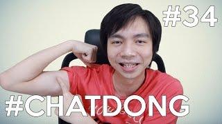 NgeGym - Ice Cream - Vlog - #Chatdong Part 34